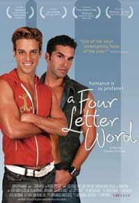 A Four Letter Word - 11 x 17 Movie Poster - Style A