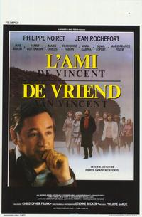 A Friend of Vincent - 27 x 40 Movie Poster - Belgian Style A
