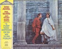 A Funny Thing Happened on the Way to the Forum - 11 x 14 Movie Poster - Style D