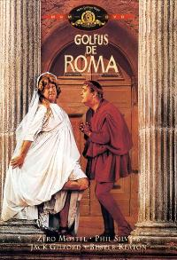 A Funny Thing Happened on the Way to the Forum - 11 x 17 Movie Poster - Spanish Style A