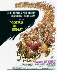 A Funny Thing Happened on the Way to the Forum - 27 x 40 Movie Poster - Spanish Style B