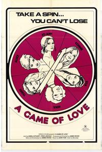 A Game of Love - 27 x 40 Movie Poster - Style A