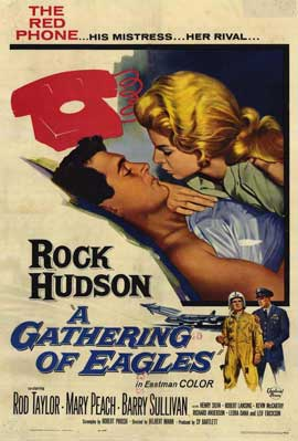 A Gathering of Eagles - 11 x 17 Movie Poster - Style A