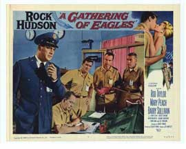 A Gathering of Eagles - 11 x 14 Movie Poster - Style E
