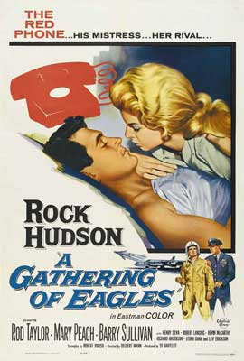 A Gathering of Eagles - 27 x 40 Movie Poster - Style A