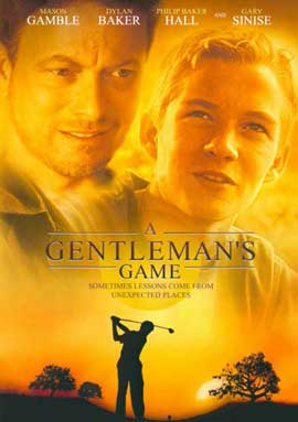 A Gentlemen's Game - 11 x 17 Movie Poster - Style A