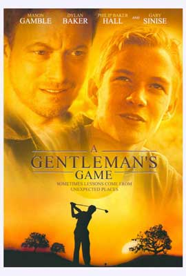 A Gentlemen's Game - 27 x 40 Movie Poster - Style A
