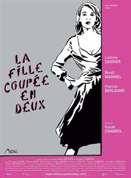 A Girl Cut in Two - 27 x 40 Movie Poster - French Style A