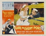 A Girl in Every Port - 11 x 14 Movie Poster - Style A