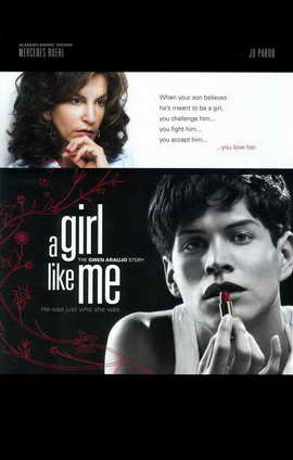 A Girl Like Me: The Gwen Araujo Story - 11 x 17 Movie Poster - Style A