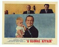 A Global Affair - 11 x 14 Movie Poster - Style C