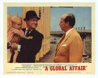 A Global Affair - 11 x 14 Movie Poster - Style D