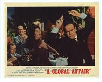 A Global Affair - 11 x 14 Movie Poster - Style E