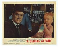 A Global Affair - 11 x 14 Movie Poster - Style F