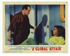 A Global Affair - 11 x 14 Movie Poster - Style G