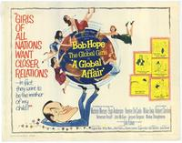 A Global Affair - 11 x 14 Movie Poster - Style I