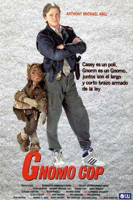 Gnome Named Gnorm, A - 11 x 17 Movie Poster - Spanish Style A