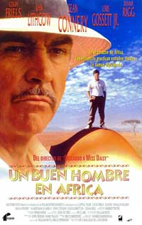 A Good Man in Africa - 11 x 17 Movie Poster - Spanish Style A