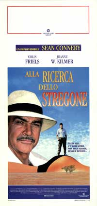 A Good Man in Africa - 13 x 28 Movie Poster - Italian Style A