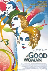 A Good Woman - 27 x 40 Movie Poster - Style A