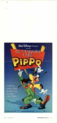A Goofy Movie - 13 x 28 Movie Poster - Italian Style A