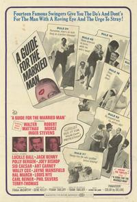 A Guide for the Married Man - 11 x 17 Movie Poster - Style A