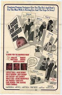 A Guide for the Married Man - 27 x 40 Movie Poster - Style A