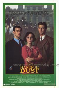 A Handful of Dust - 43 x 62 Movie Poster - Bus Shelter Style A