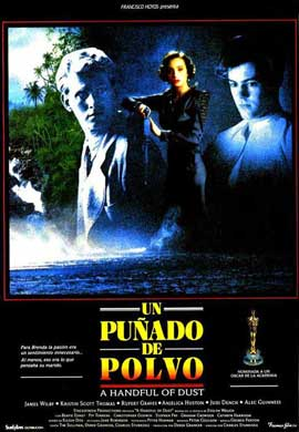 A Handful of Dust - 11 x 17 Movie Poster - Spanish Style A