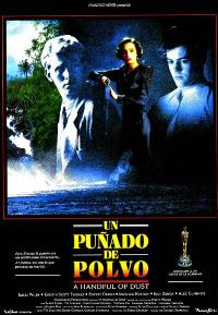 A Handful of Dust - 27 x 40 Movie Poster - Spanish Style A