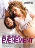 A Happy Event - 27 x 40 Movie Poster - French Style A
