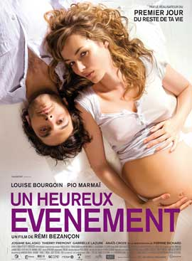 A Happy Event - 43 x 62 Movie Poster - French Style A