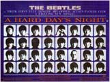 A Hard Day's Night - 11 x 17 Movie Poster - Style C