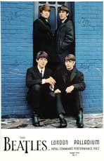 A Hard Day's Night - 11 x 17 Movie Poster - Style H