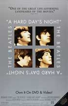 A Hard Day's Night - 27 x 40 Movie Poster - Style G