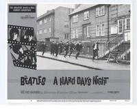 A Hard Day's Night - 11 x 14 Movie Poster - Style D