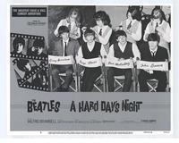 A Hard Day's Night - 11 x 14 Movie Poster - Style E