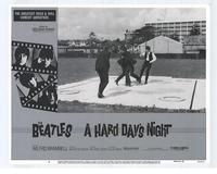 A Hard Day's Night - 11 x 14 Movie Poster - Style F
