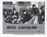 A Hard Day's Night - 11 x 14 Movie Poster - Style H