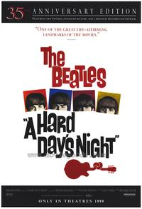A Hard Day's Night - 27 x 40 Movie Poster - Style A