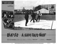 A Hard Day's Night - 11 x 14 Movie Poster - Style G