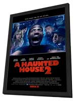 A Haunted House 2 - 27 x 40 Movie Poster - Style A - in Deluxe Wood Frame