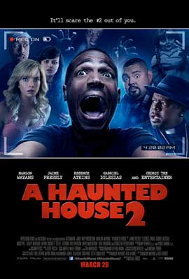 A Haunted House 2 - 27 x 40 Movie Poster - Style A