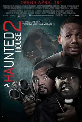 A Haunted House 2 - 11 x 17 Movie Poster - Style D
