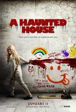 A Haunted House - 27 x 40 Movie Poster - Style B