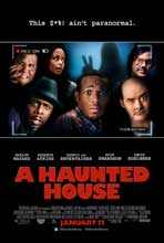 A Haunted House - DS 1 Sheet Movie Poster - Style A