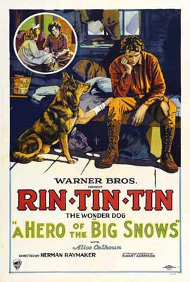 A Hero of the Big Snows - 27 x 40 Movie Poster - Style A