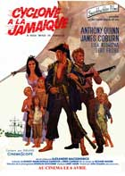 A High Wind in Jamaica - 11 x 17 Movie Poster - French Style A