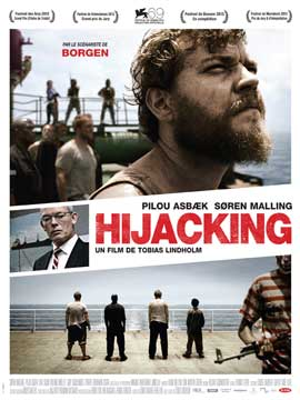 A Hijacking - 27 x 40 Movie Poster - French Style A
