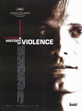 A History of Violence - 11 x 17 Movie Poster - French Style A